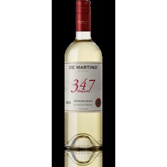 De Martino 347 Vineyards Sauvignon Blanc 2018,sec,750ml