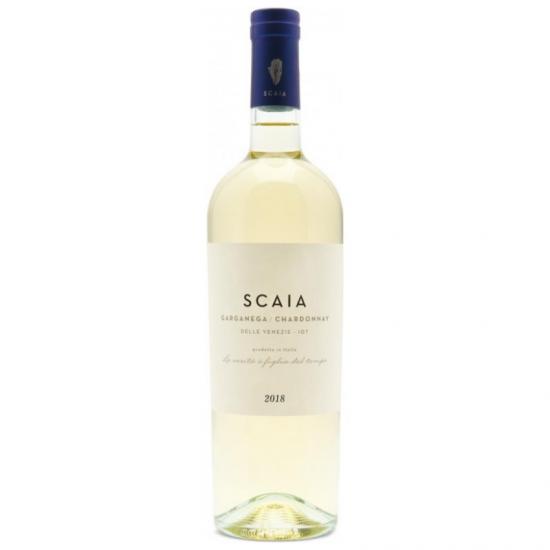 Scaia Garganega - Chardonnay 2020,sec, 750ml