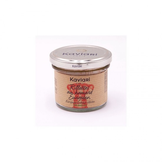 Crema tartinabila de homar 90 g rillettes   Kaviari