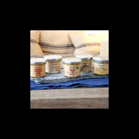Crema tartinabila rillettes de macrou 90g | Kaviari