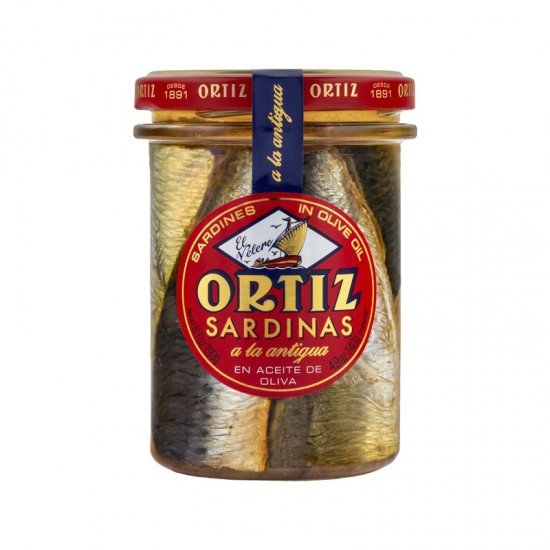 Sardine ca pe vremuri  190 g|Ortiz
