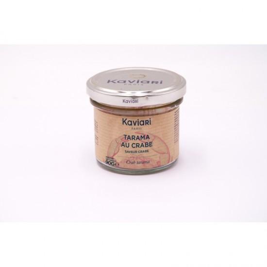 Tarama de Crab 90 g | Kaviari