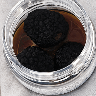 Black Truffle in Cognac