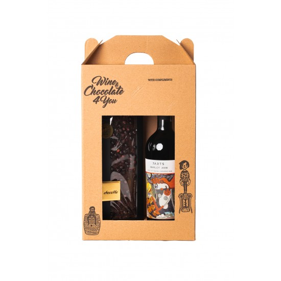 7Arts Merlot cu Ciocolata Wine Merlot