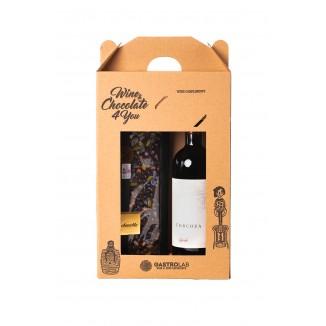 Corcova - Syrah Reserva / Ciocolata Wine Syrah
