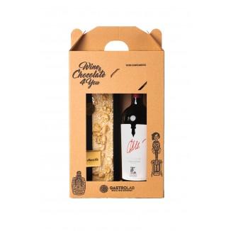 Gitana Chardonnay Autograf / Ciocolata Wine Chardonnay