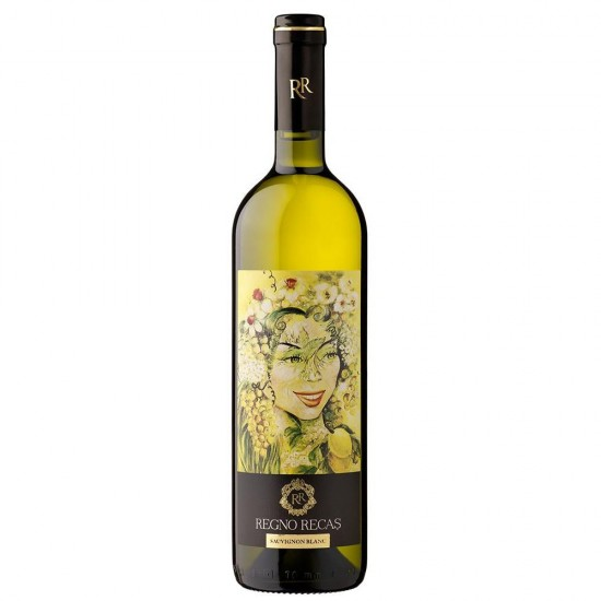 Recas Regno Sauvignon Blanc 2019, sec, 750ml