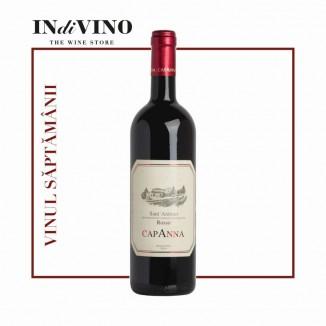 Cappana Sant'antimo Rosso 2016, sec, 750ml
