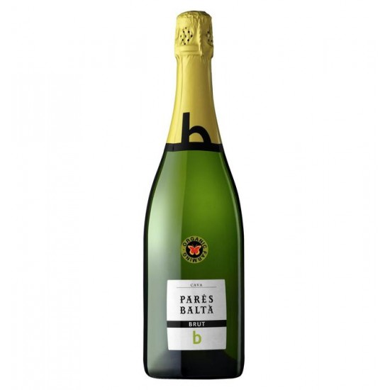 Pares Balta Cava Brut NV,sec, 750ml