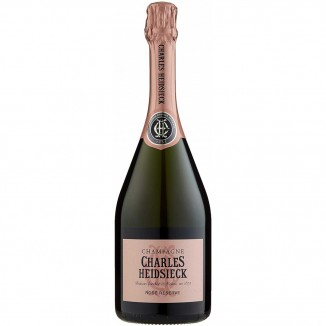 Champagne Charles Heidsieck Brut Rose, 750ml