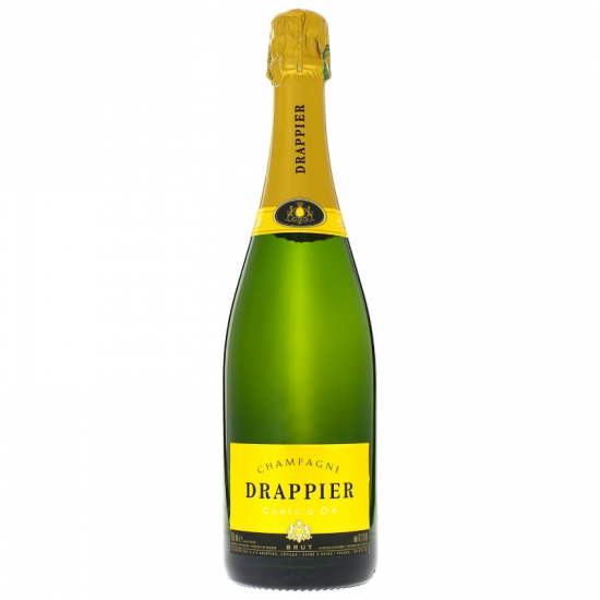 DRAPPIER CARTE D'OR BRUT 0,75 L 12%
