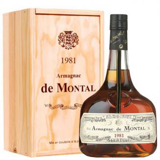 DE MONTAL VINTAGE 1981  0.7L, 40%