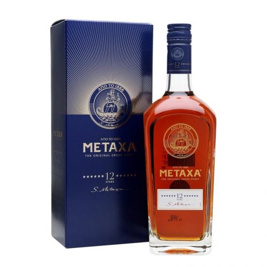 METAXA 12* 0.7L 40%