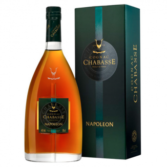 CHABASSE NAPOLEON COGNAC 70CL, 40%