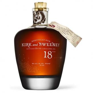 KIRK & SWEENEY 18YO 0.75L, 40%