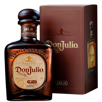 TEQUILA DON JULIO ANEJO  0,7L 38%
