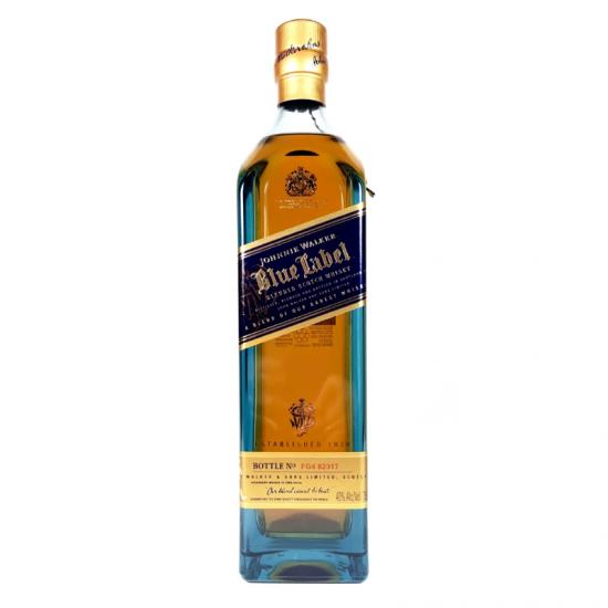 WHISKEY JOHNNIE WALKER BLUE LABEL 0.7L 40% GB