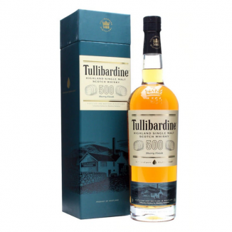 TULLIBARDINE 500 SHERRY, 70CL, 43%