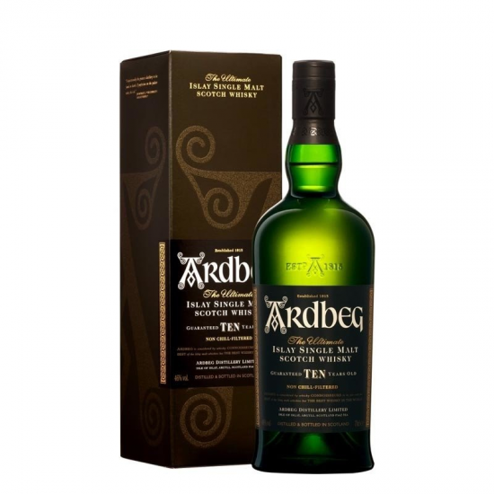 WHISKEY ARDBEG 10YO  0.7L 46% GB