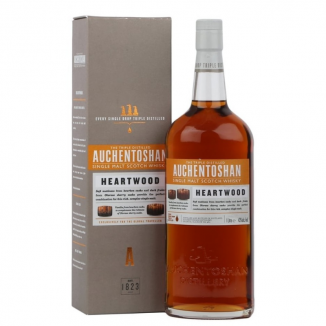 WHISKEY AUCHENTOSHAN HEARTWOOD  43%  1L GB