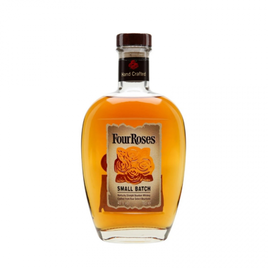 WHISKEY FOUR ROSES SMALL BATCH  0.7L  45%