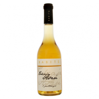 Babits Tokaji 3 Puttonyos Aszu, 250 ml