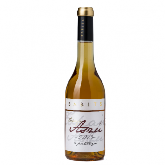 Babits Tokaji 5 Puttonyos Aszú 2014, 500 ml