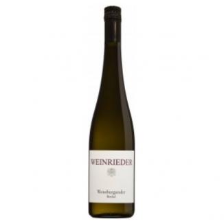Weisburgunder Birthal 2016, sec, 750 ml