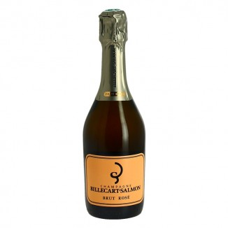Billecart Salmon Brut Rose Half Bottle 375 ml