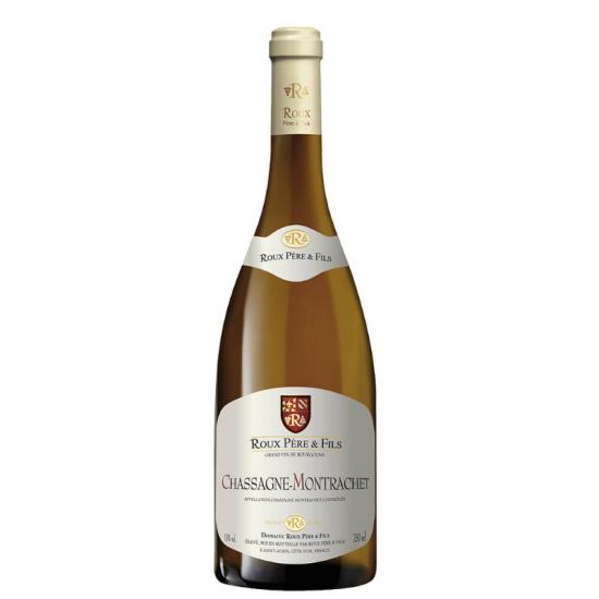 Chassagne Montrachet blanc Les Morichots 2018
