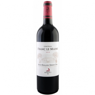 Chateau Franc Le Maine 2015, St-Emilion Grand Cru, sec, 750 ml