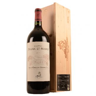 Chateau Franc Le Maine 2015 St-Emilion Grand Cru Magnum, sec, 1500 ml
