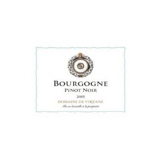 Grande Reserve Pinot Noir - Domaine Virvane Bourgogne