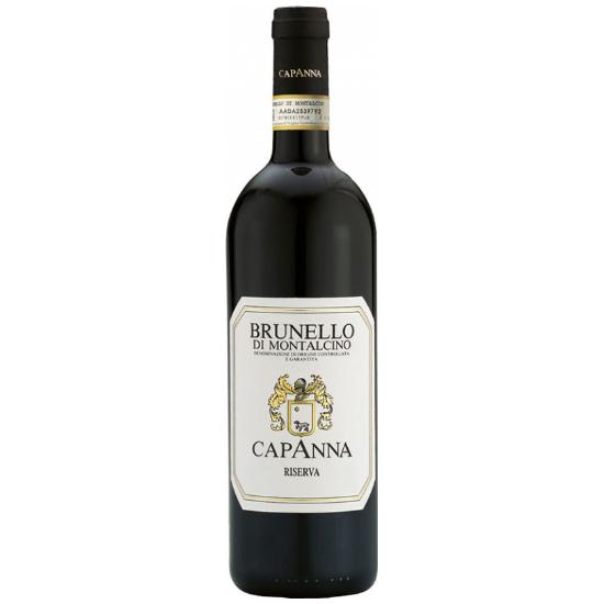 Brunello Di Montalcino DOCG Riserva 2012, sec, 750 ml