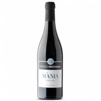 Mania Red Tuscan IGT SuperTuscan , sec, 750 ml