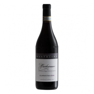 BarbarescoDOCG Quarantadue 2014, sec, 750 ml