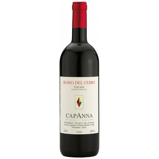 Rosso Del Cerro Toscana IGT 2016, sec, 750 ml