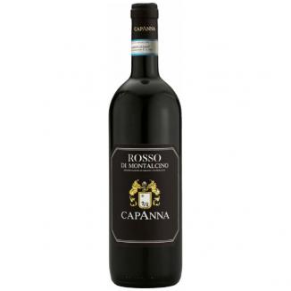 Rosso Di Montalcino DOC 2016, sec, 750 ml