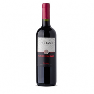 Tigliano Red Tuscan IGT , sec, 750 ml