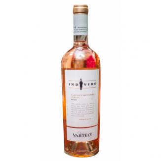 Individo Merlot & Cabernet Sauvignon, rose sec 2016