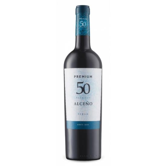 Alceno Premium 50 Barricas, Syrah