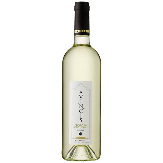 Avincis Muscat Ottonel & Sauvignon Blanc