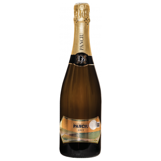 Domeniile Panciu Brut Alb Methode Traditionelle (Feteasca & Aligote)