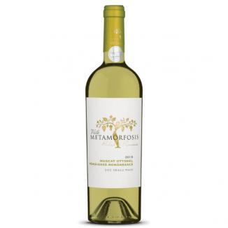 Metamorfosis Fetească Albă & Sauvignon Blanc 2016