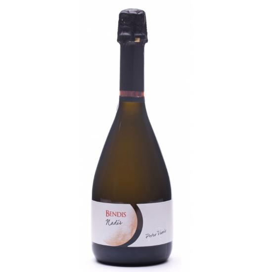 Bendis Nadir Alb - Spumant Charmat Pinot Noir 2017