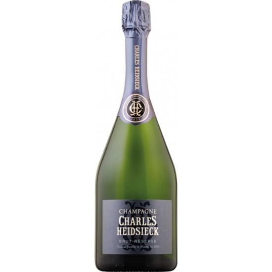 Champagne Charles Heidsieck Brut Reserve NV, 750ml