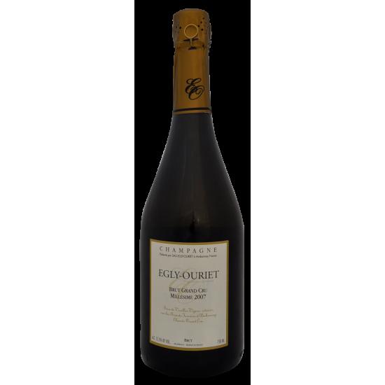 Egly Ouriet Champagne V.P. Vieillissement Prolonge Grand Cru Extra Brut-AOC Champagne, 750ml