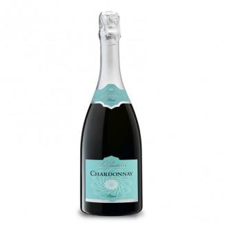 Spumante Lunga Fermentazione Naturale 12 Months Chardonnay Brut, 750ml