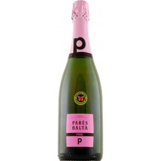 Pares Balta Cava Pink NV, 750ml